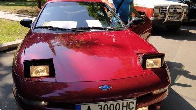 Христо Георгиев показа американски Форд произведен 1994 г.