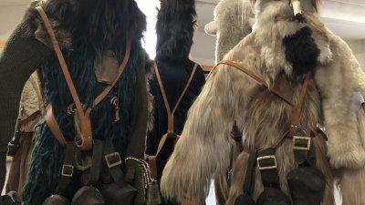 Една от най-впечатляващите експозиции на РИМ - Смолян показва кукерския обичай