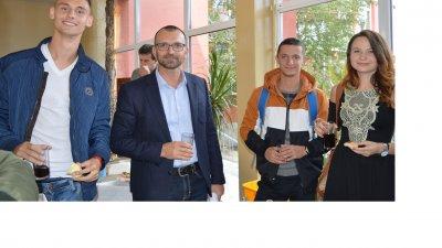Зрелостниците разговаряха с областния управител Вълчо Чолаков