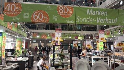 Немското правителство свали ДДС-то на някои продукти, а за да не залежава стоката много търговци обявиха намаления по-рано от очакваното