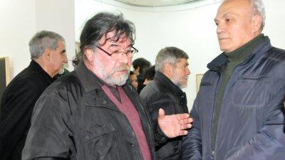Радостин Дамасков (вляво) и Руси Стоянов