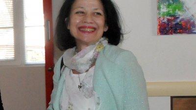 Внучката Паулиана Новакова. Снимки Лина Главинова
