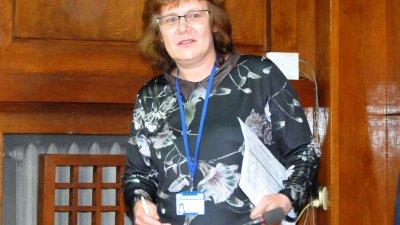 Йорданка Ананиева - зам.-кмет по образование в Община Бургас. Снимка Лина Главинова