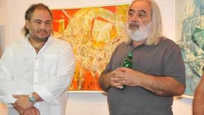 Теодор Даскалов и Тодор Тодоров с първа обща изложба в Бургас