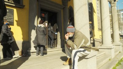 Част от пенсионерите ще получат и Великденска добавка. Снимки Черноморие-бг