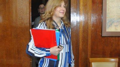 Чанка Коралска - заместник-кмет по строителство