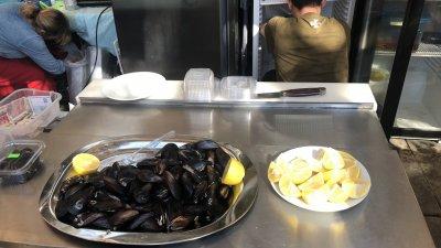 Черноморски черни миди бяха сред акцентите на Рибния фест