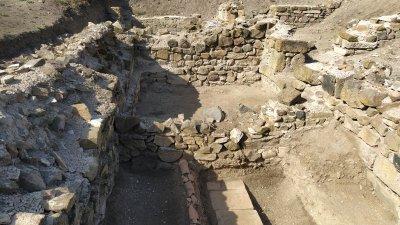 Римският водопровод е съхранен и до днес