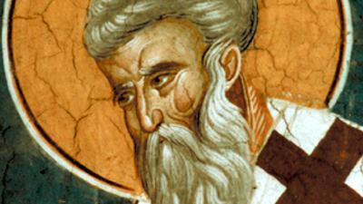 А Тарасий, като минал всички църковни степени, бил посветен в патриаршески сан