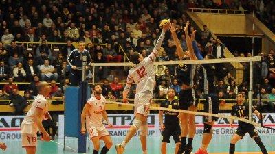 Бургаските волейболисти са амбицирани за победа