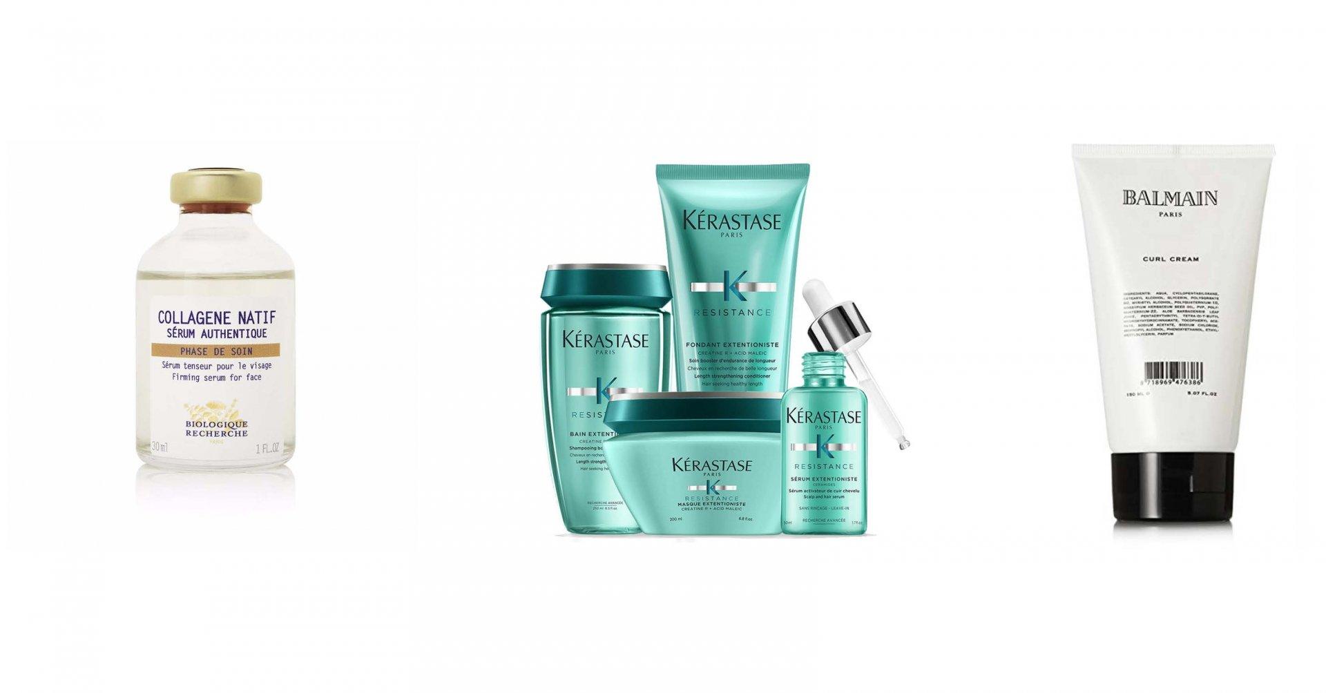 Продуктите са подходящи за поддържане на косата и кожата