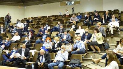 Решението е взето на днешното заседание на местния парламент във Варна. Снимка ОбС - Варна