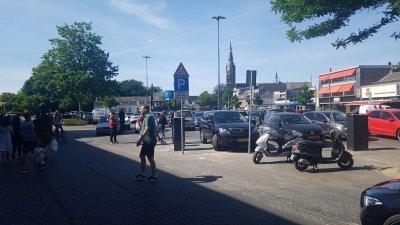 Властите в Нидерландия въведоха карантина от днес, 16-ти юли. Снимка Иван Маринчев