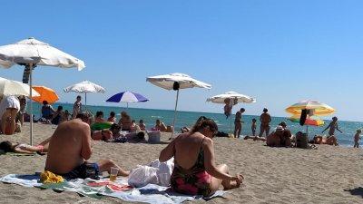 Горещо ще бъде времето и по Черноморието