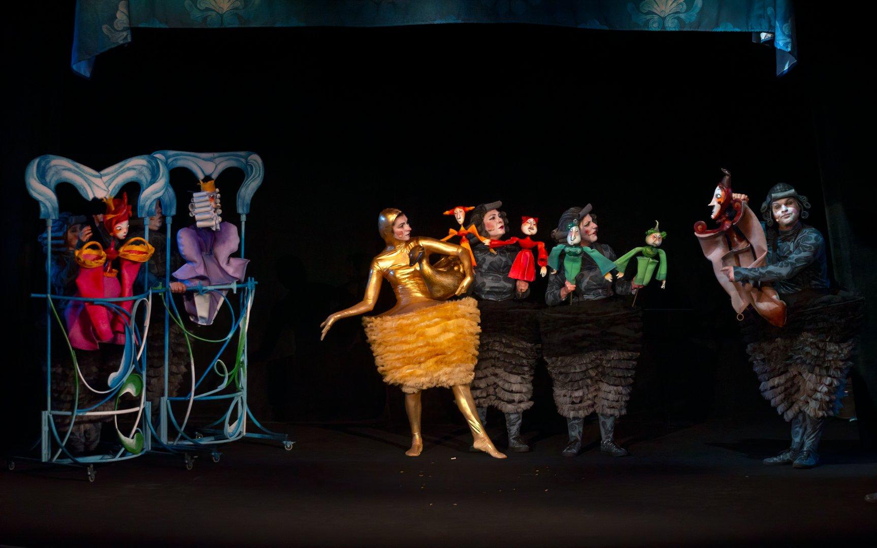 Фестивалът се организира от Кукления театър в Бургас