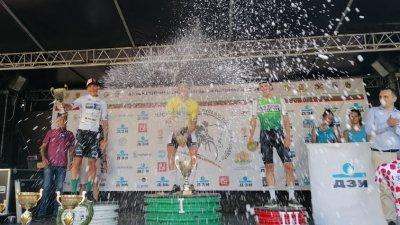 Патрик Стош спечели обиколката на България. Снимки Черноморие-бг