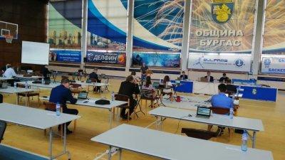 Още този месец съветниците се връщат за живо заседание в Бойчо Брънзов. Снимка Архив Черноморие-бг