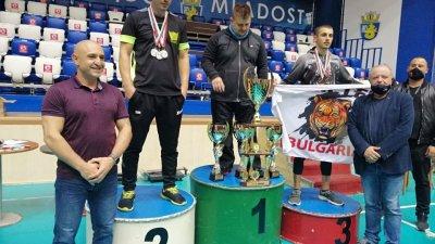 С награждаването приключи и тридневното първенство, което се проведе в Бургас