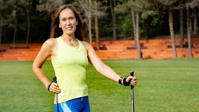 Обучението ще се води от Татяна Календероглу, бивша руска състезателка по ски бягане и ски ориентиране, в момента лицензиран инструктор по скандинавско ходене
