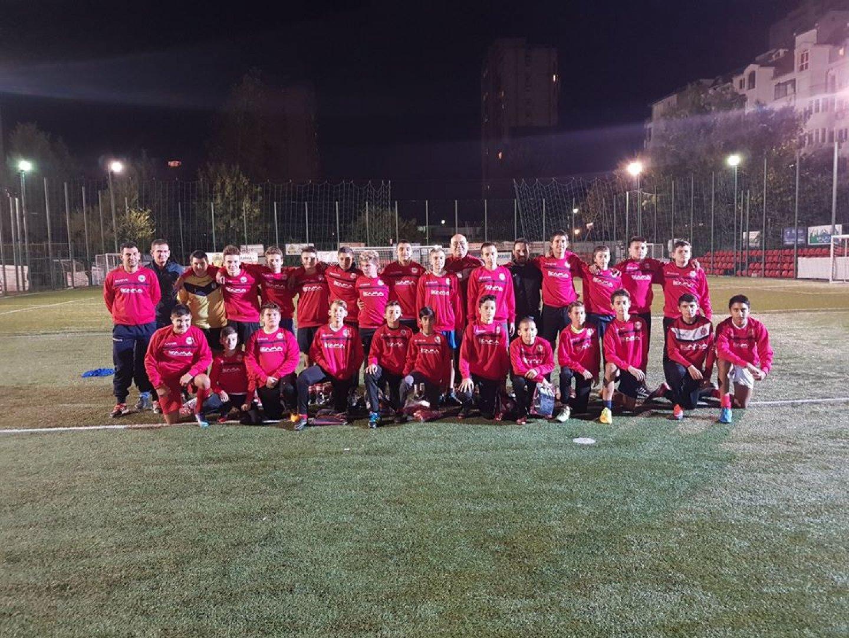 Талантите на бургаската школа ще играят срещу по-големи от тях футболисти