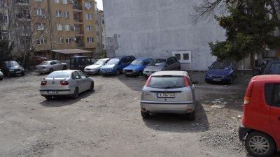 Едно от местата за целта е на улица Македония. Снимка Община Бургас