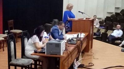 Докладната записка бе приета с 37 гласа за. Снимка ОбС - Варна