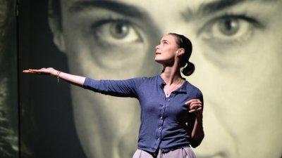 Йоана Буковска-Давидова ще играе моноспектакъла Променяне във Варна