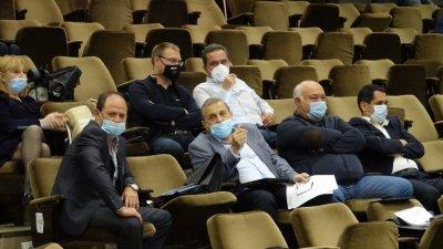 Решението е взето на днешното заседание на местния парламент. Снимка ОбС - Варна