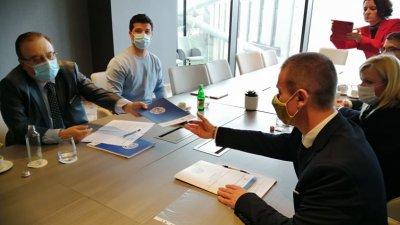 Споразумението между БХРА и коалицията ще бъде подписано другата седмица