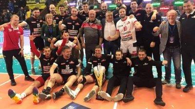 Бургазлии постигнаха поредна победа в турнира за Купата на България. Снимки Йордан Георгиев