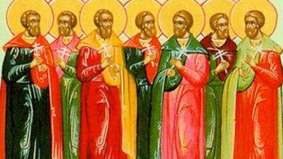 Църквата възпоменава днес и 3 628 мъченици от Никодимия