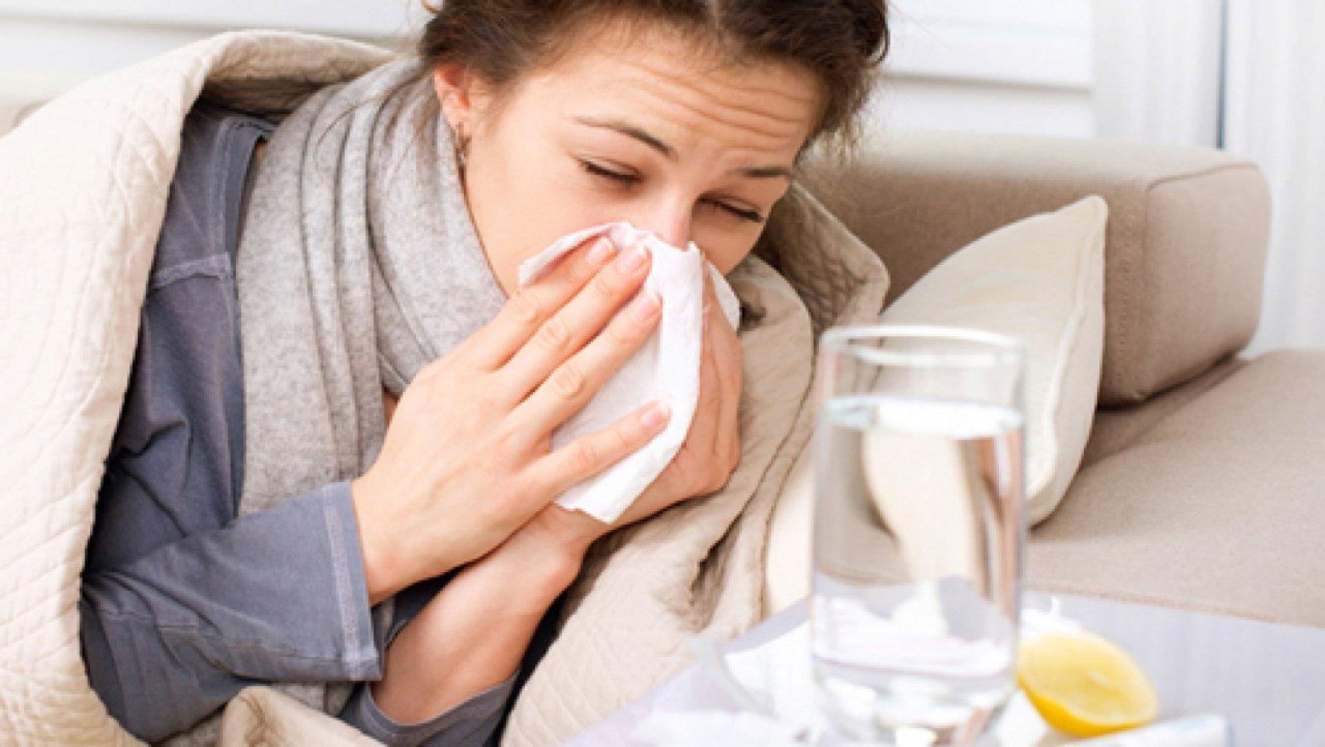 Все още няма основание за обявяване на грипна епидемия в региона