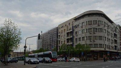 Правителството на Сърбия се принуди да обяви карантина, след като случаите тръгнаха нагоре. Снимка Авторът