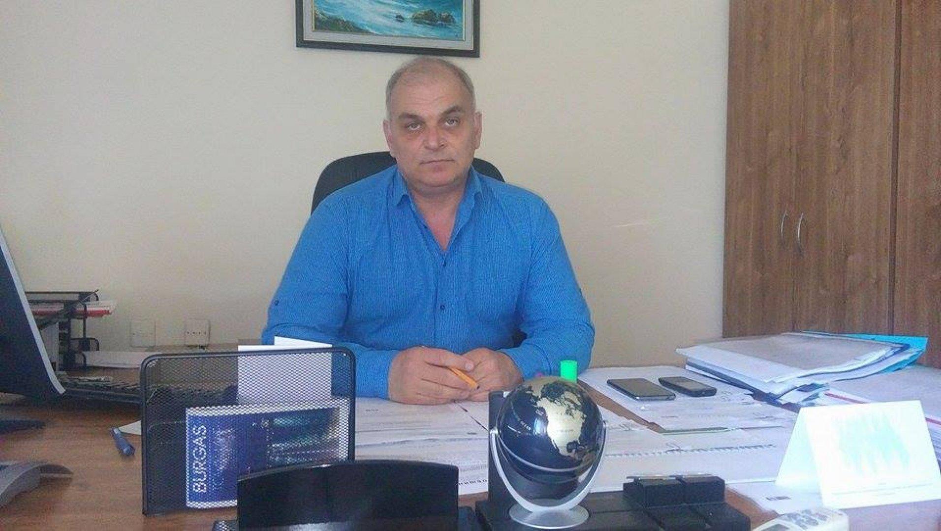 Тодор Стамболиев подкрепя предложението, но е против съхраняването на лични данни от физически лица. Снимка Архив