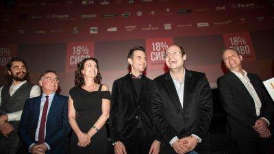 За предпремиерата в София пристигнаха и чуждестранните актьори, които играят във филма. Снимки Иван Дончев и Боряна Пандова