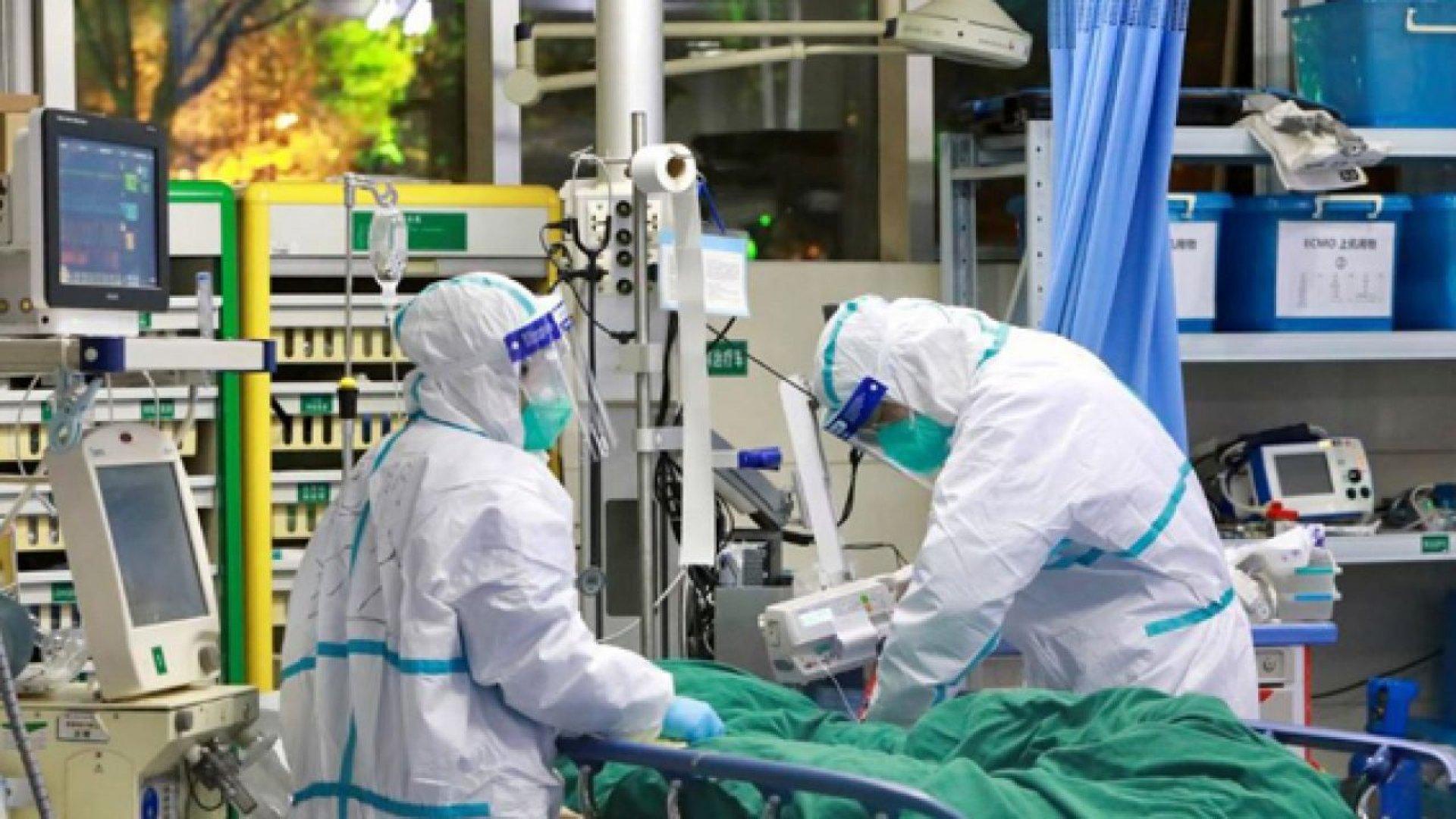 Засега няма пациенти на интензивно лечение във Варна. Снимката е илюстративна