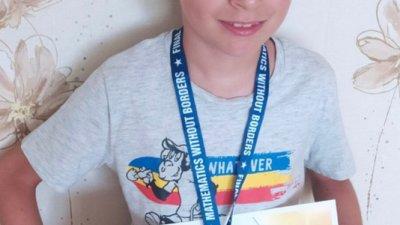 Константин Петков спечели престижното трето място на състезанието в Несебър
