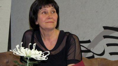 Цвета Делчева получи наградата за книгата си Отворени възможности