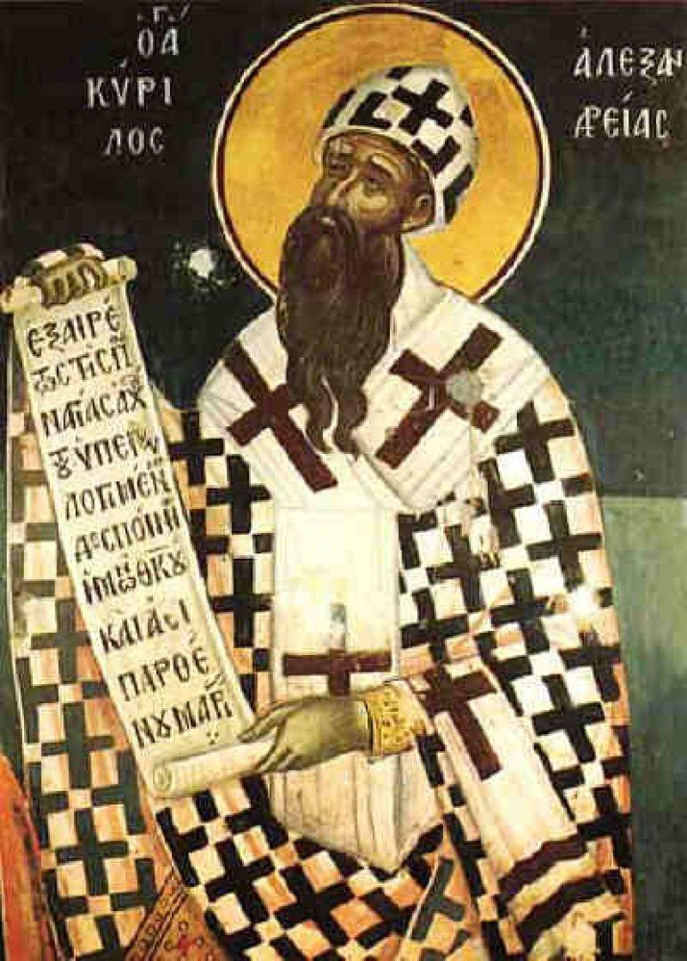 Той често боледувал и умрял в 444 година, като оставил много съчинения