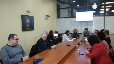 Съветниците от двете комисии дадоха зелена светлина на докладната. Снимка Пресцентър ОбС Варна