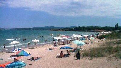 Минималното годишно концесионно възнаграждение за плажа в Крайморие е 47 232 левабез ДДС