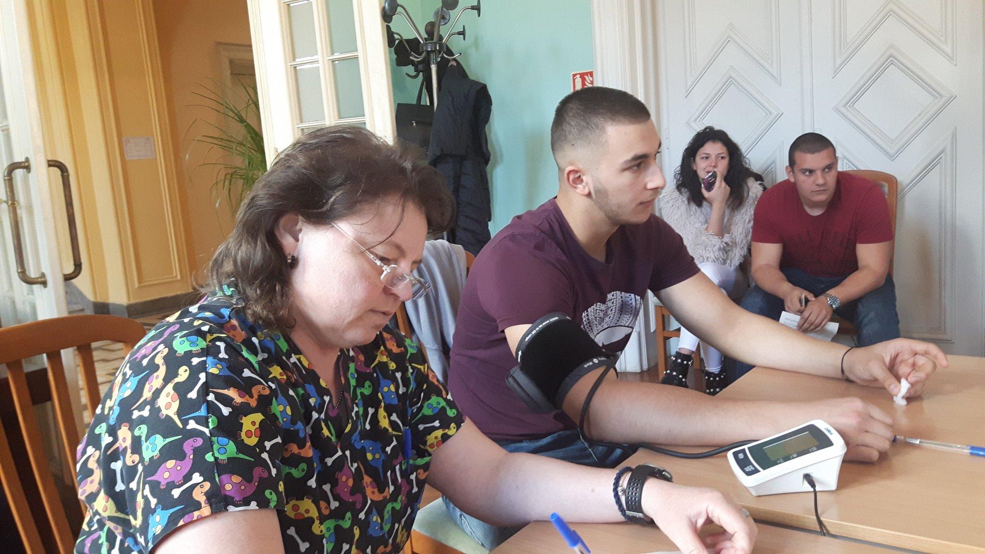 Д-р Людмила Желязкова е новия шеф на отделението. Снимка УМБАЛ - Бургас