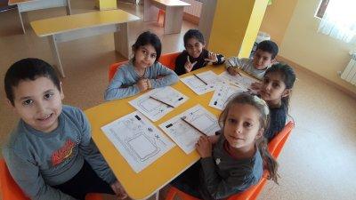Проектът е на Министерството на образованието и науката. Снимки ДГ Пролетна дъга