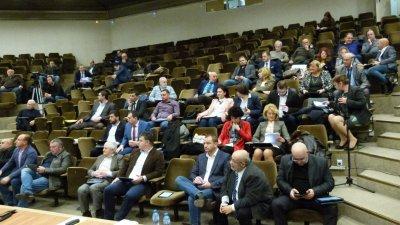 Средствата бяха гласувани на сесия на местния парламент. Снимка Архив