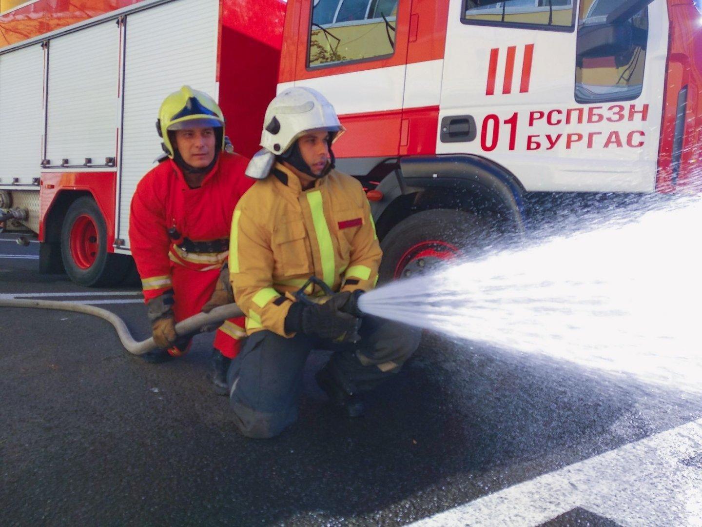 Седмица на пожарната безопасност ще се проведе от 13 до 19 септември. Снимка Архив