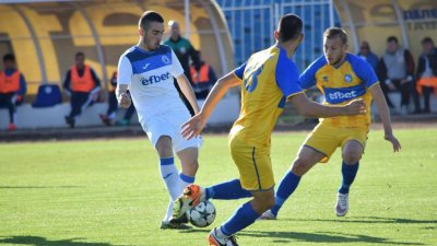ОФК Поморие направи равен мач 1:1 срещу Лтекс