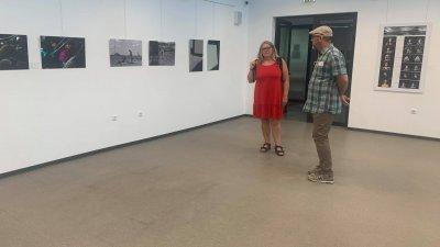 Изложбата може да бъде разгледана в залата на филиала на НХА в Магазия 1