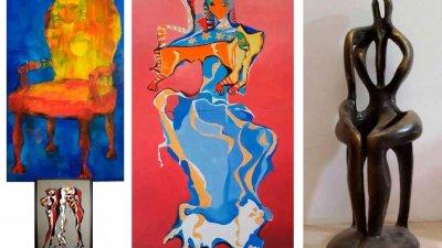 Мара Латева ще гостува в галерия Бургас