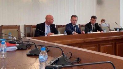 Комисията Росенец днес проведе поредното си заседание. Снимка Димитър Найденов