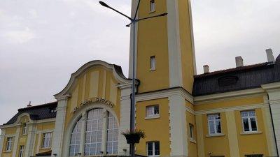 Посетителите поемат на интересно пътешествие във вътрешността на часовниковата кула. Снимки Авторът